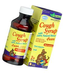 Cough Syrup 4 Kids 4 OZ