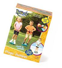 Kidoozie Counting Pogo Jumper - Fun and Safe Play -