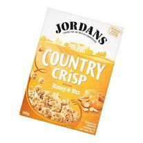 Jordans Country Crisp Honey & Nut