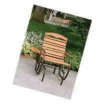 Country Garden Hi-Back Glider Chair