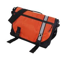 DadGear Courier Retro Stripe Orange - DadGear Diaper Bags &