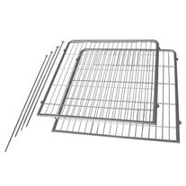 Precision Pet 2-Pack Courtyard Kennel Add-A-Panel with