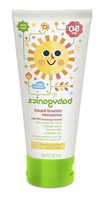 Babyganics Cover-Up Baby Sunscreen Lotion SPF 50 -- 6 fl oz