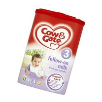 Cow & Gate Follow-On Milk from Six Months Stage 3 6 x 900g