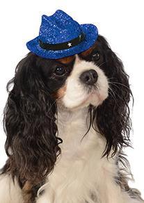 Rubies Costume Company Glitter Cowboy Hat Pet Costume