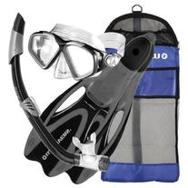 U.S. Divers Adult Cozumel Mask/Seabreeze II Snorkel/Proflex