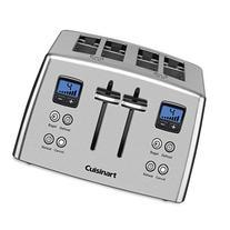 Cuisinart CPT-435C 4-Slice Countdown Metal Toaster -