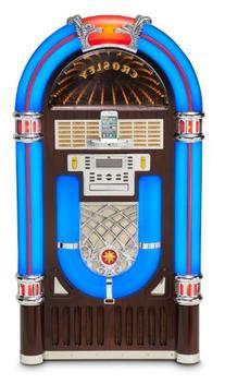 Crosley CR12-2i iJuke Deluxe Jukebox with Universal iPod