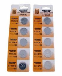 CR2016 Lithium Button Cell 3V Batteries