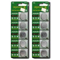 CR2025 BR2025 LM2025 5003LC DL2025 Button Cell Batteries