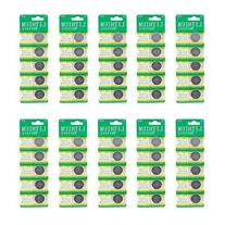 Thinkmax CR2032 Lithium 3V Batteries, 5 on a card