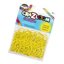 Cra-Z-Loom Rubber Band Basic Colors Refill - Yellow