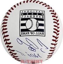 Craig Biggio Signed Autographed Rawlings Hall of Fame