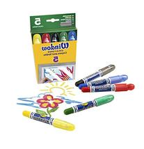 Crayola Crayons Window 5 CT