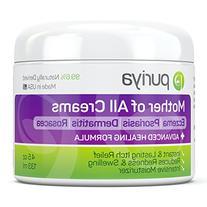 Puriya Cream For Eczema, Psoriasis, Rosacea, Dermatitis,