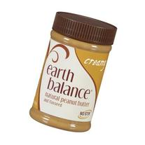 Earth Balance Natural Creamy & Flaxseed Peanut Butter, 16 oz