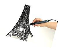 3Doodler Create 3D Pen With 50 Plastic Strands, No Mess, Non