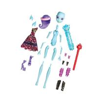 Monster High Create-A-Monster Color-Me-Creepy Sea Monster