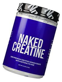 Pure Creatine Monohydrate - 200 Servings - 1,000 Grams, 2.