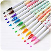 Creative Design Korea Stationery Mini Multicolour Pen 0.5mm