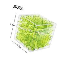 Buildent3Color Creative Magical Cube Magic 3D Puzzle Game