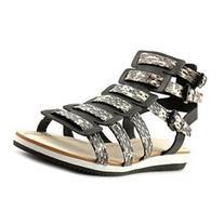 Elie Tahari Crete Womens Leather Gladiator