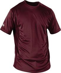 Rawlings  Youth Crew Neck Jersey, X-Large, Maroon