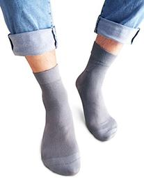 Vero Monte 6 Pairs Mens Crew Socks  1172