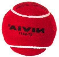Nivia Cricket Heavy Tennis Balls One Dozen Value Pack