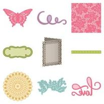 CRICUT Anna Griffin Elegant Embellishments Cartridge