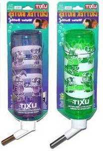 Critter Brites Carded Water Bottle 32oz Day Glow Colors