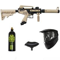 Tippmann Cronus Paintball Marker Gun -Tactical Edition- Tan