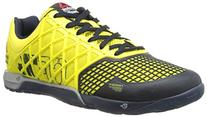 Reebok Men's Crossfit Nano 4.0 Training Shoe, Stinger Yellow
