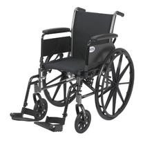 Drive Medical Cruiser III Light Weight Wheelchair with