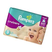 Pampers Cruisers Diapers - Size 5 - 21 ct