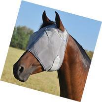 Cashel Crusader Standard Fly Mask No Ears or Nose - Size: