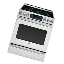 """CS980STSS 30"""" Wide Slide-In Electric Range with 5 Burners  5"""