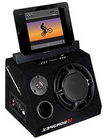 Sondpex CSF-D65B Bluetooth Docking Speaker System & Digital