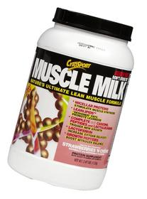 Muscle Milk Genuine Protein Powder, Vanilla Crème, 32g