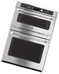 CT9800SHSS Electric Double Wall Oven with 1.7 Cu. Ft. Upper