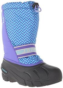 Sorel Cub Graphic 15 P LO Cold Weather Boot , Purple Lotus,