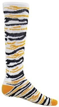 Red Lion Cub Printed Sport Knee-high Athletic Sock