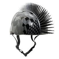 Krash Cube Hurt Hawk Helmet, Youth 8+ Years, Black