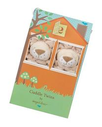 Angel Dear Cuddle Twin Set, Yellow Lion