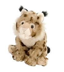 Wild Republic Lynx Plush, Stuffed Animal, Plush Toy, Gifts