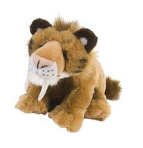 "Wild Republic Cuddlekins 12"" Smilodon"