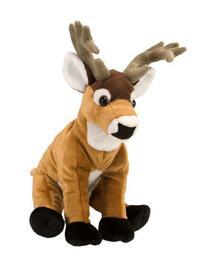 """Wild Republic Cuddlekins 12"""" White Tailed Deer"""
