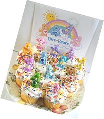 Care Bears Cupcake Topper Birthday Party Decorations Set of