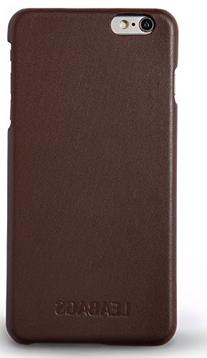 LEABAGS Cupertino iPhone 6/ 6s + genuine calf leather cover