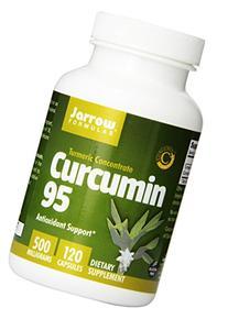 Jarrow Curcumin 95 500 mg-120 Capsules
